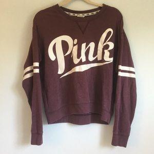 PINK Victoria's Secret College Sweater